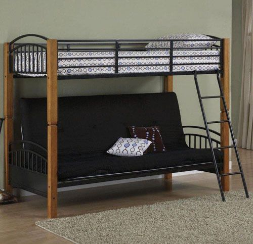 Spinifex double bunk bed instructions