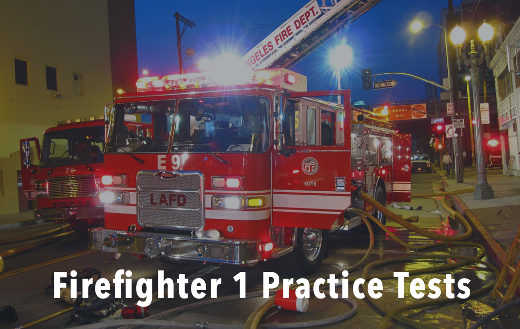 Practice guides for festi fire exam