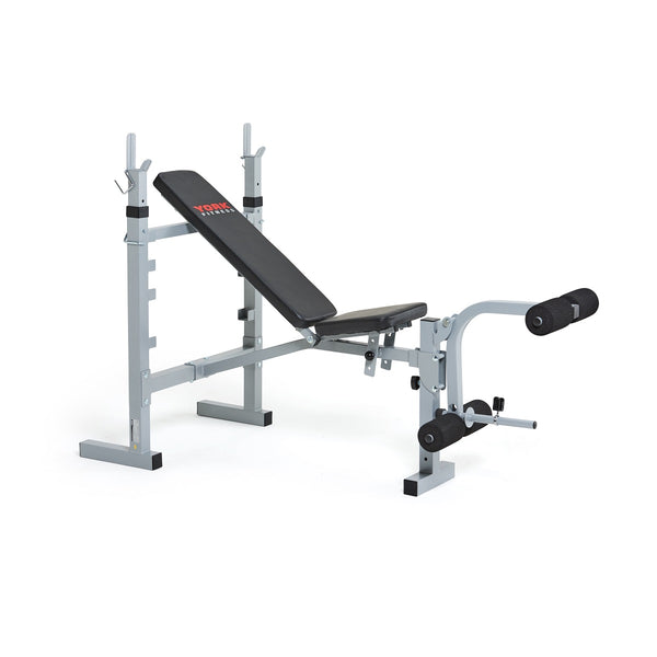 york fitness weight bench instructions