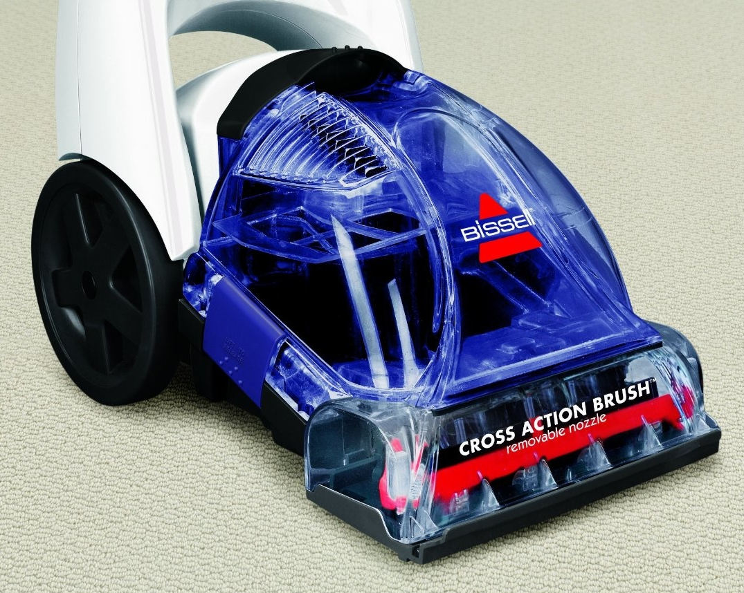 bissell cleanview quickwash carpet cleaner instructions