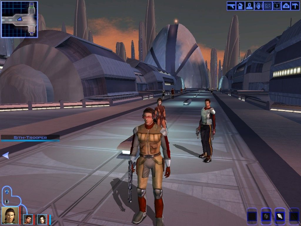 Kotor manaan how to become spy