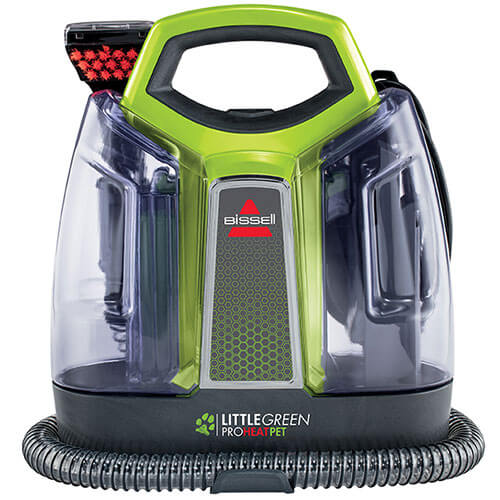 bissell spot clean auto manual