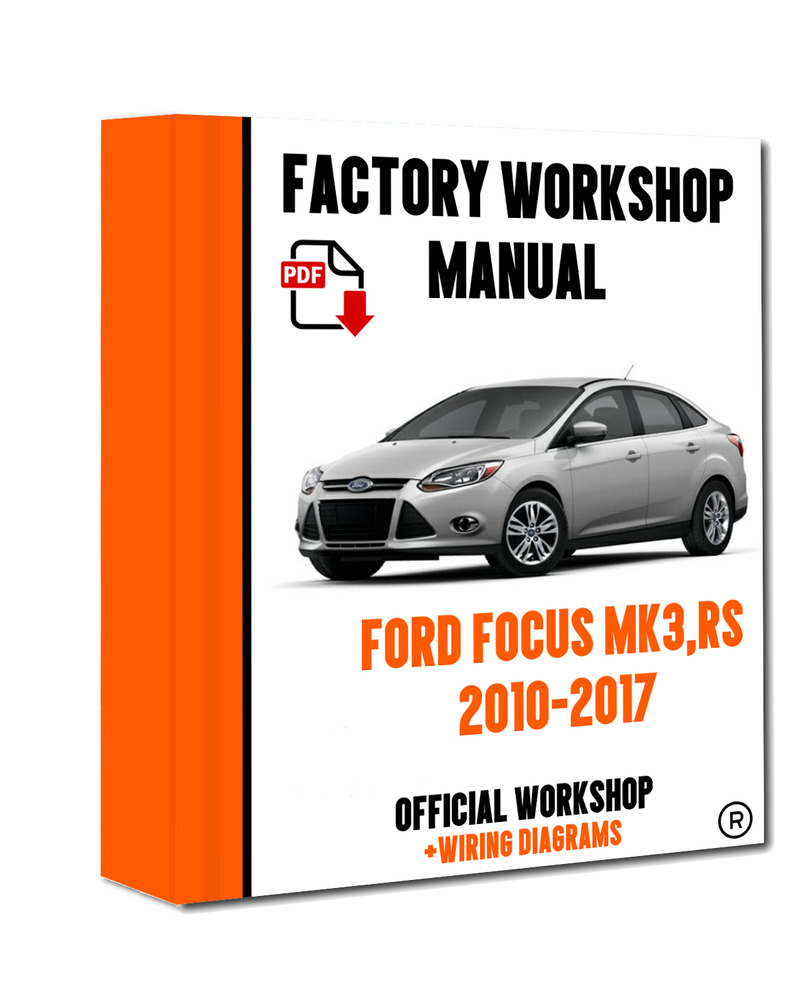2005 ford focus workshop manual pdf