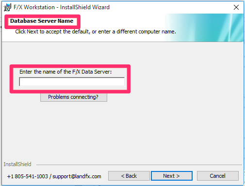 Error getting name of network whose guid
