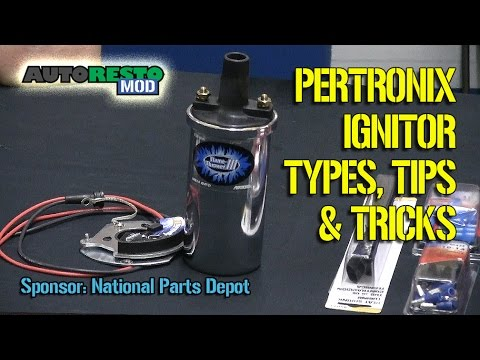 Pertronix electronic ignition instructions