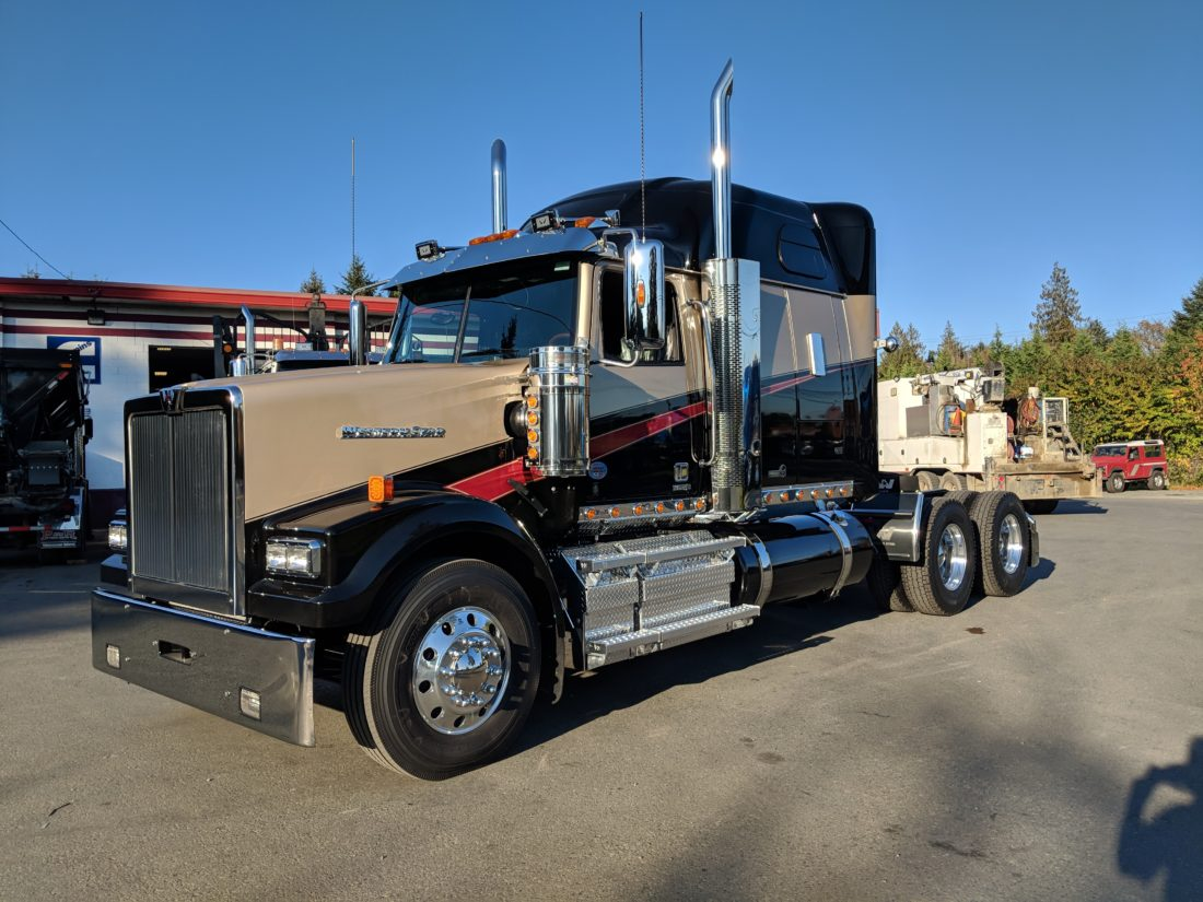 Western star 4900 owners manual