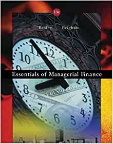Essentials of managerial finance 14th edition pdf free