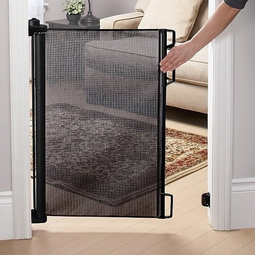 bily retractable safety gate manual