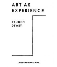 John dewey art as experience pdf