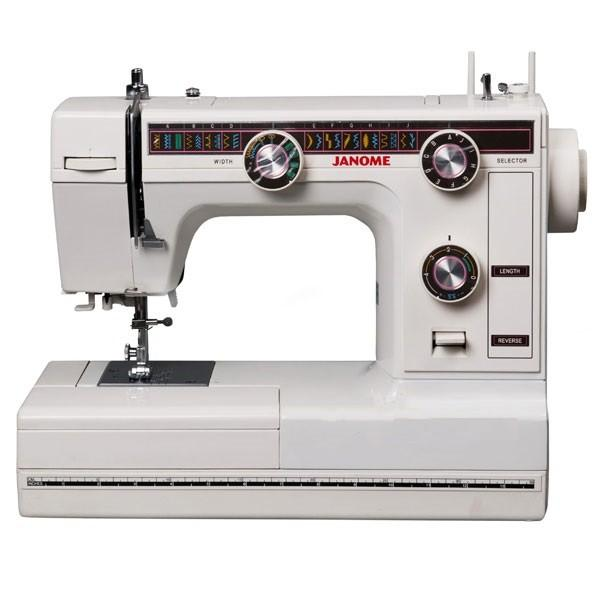 manual for a janome sewing machine