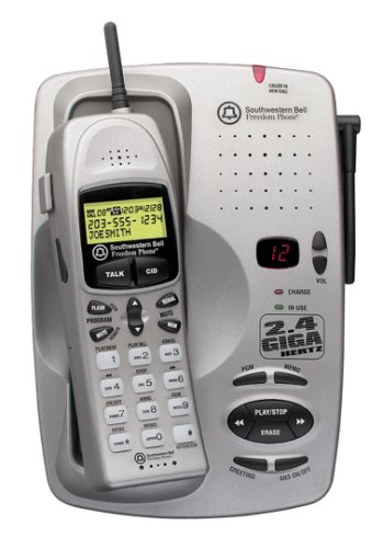 southwestern bell freedom phone caller id instructions