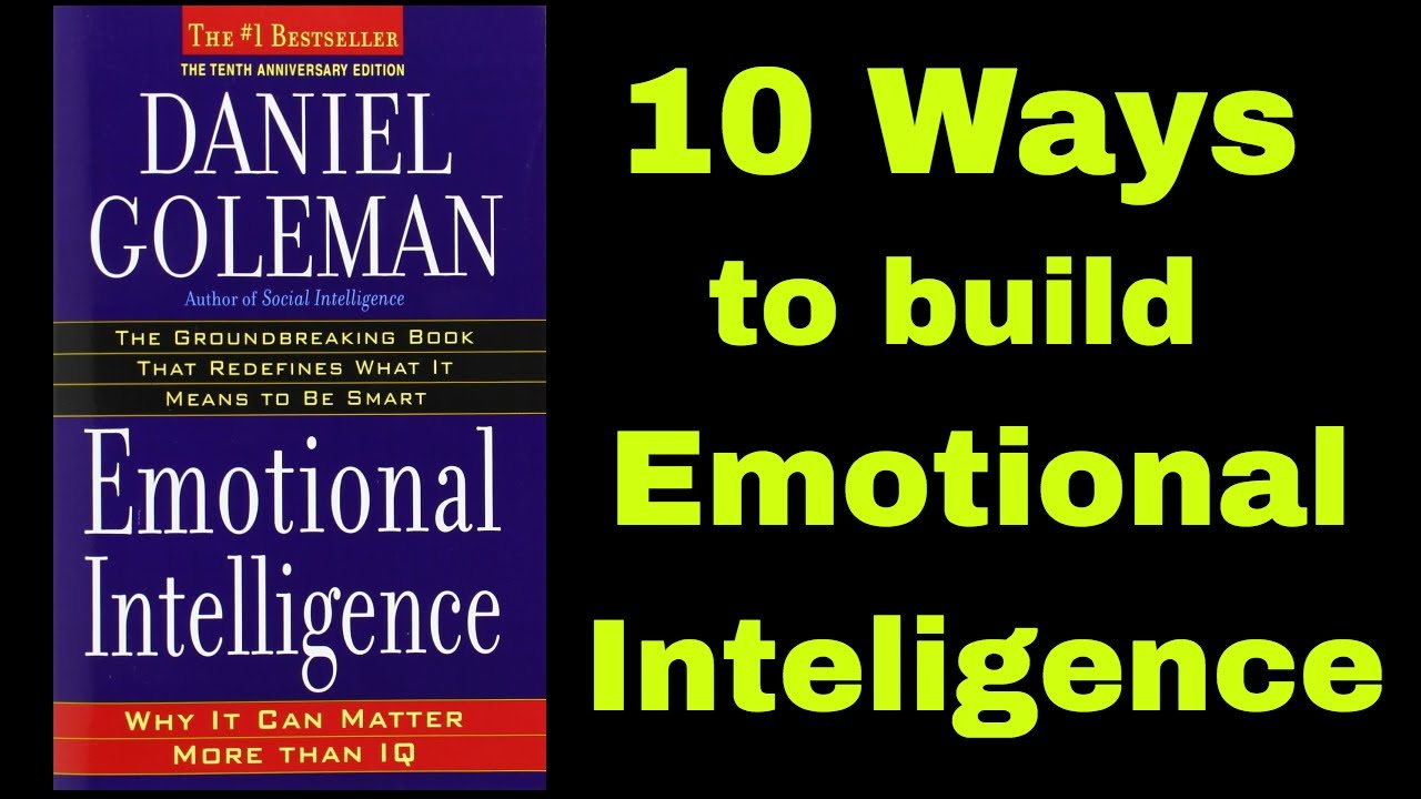 Working with emotional intelligence pdf free download